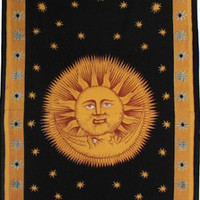 Sun And Moon - Celestial - Curtain