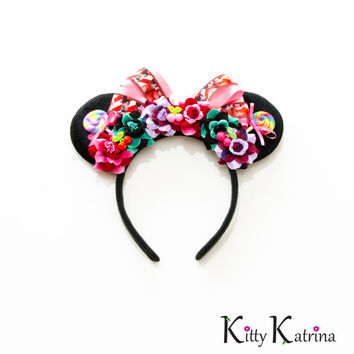 Wreck It Ralph Mouse Ears Headband, Wreck It Ralph Birthday, Wreck It Ralph Party, Disney Bound, Disney Ears, Vanellope Von Schweetz