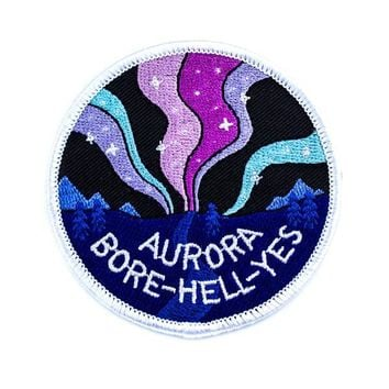 Aurora Bore-Hell-Yes Patch