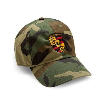 ONETOW Club Foreign Logo Hat 'Black Horse' Camo