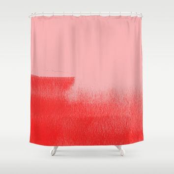 Dynamic Duo Shower Curtain by duckyb