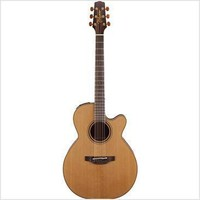 Takamine Pro Series 3 P3NC Nex Style Acoustic Electric Guitar With Case - Natural | Hello Music