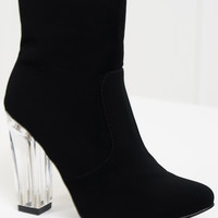Winnie Ankle Boots - Black