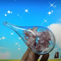 DCCKF4S Waterdrop shape PS window display Christmas ball decorations Xmas Tree ornaments Transparent hanging ball wedding decoration