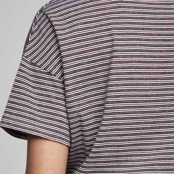 Basic striped T-shirt - See all - New - Woman - PULL&BEAR United Kingdom