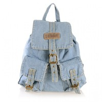 Old Jeans Denim Backpack