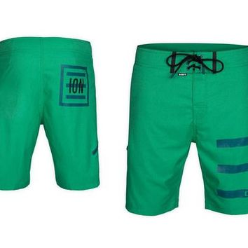 ION Boardies Rapture Short - Green
