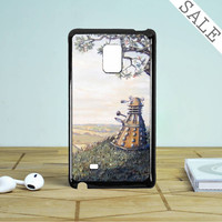 A Rather Dalek Afternoon Samsung Galaxy Note 5 Edge Case