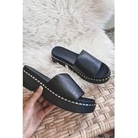 CHINESE LAUNDRY Promise Slide Sandals