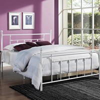 Manila Metal Bed - Dorel Home Products : Target
