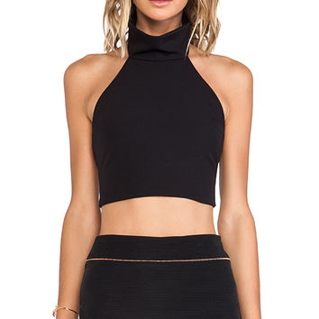 BEC&BRIDGE Chromite Top in Black