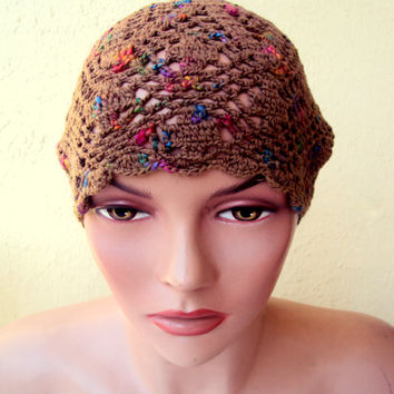 Women Crochet Hat Beanie Boho Beanie Festival Hat Fashion Accessories Gift Ideas