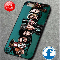 Painting Johnny Depp Face Tree for iphone, ipod, samsung galaxy, HTC and Nexus Phone Case