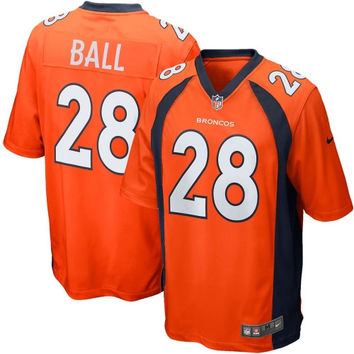 Nike Montee Ball Denver Broncos 2013 Draft Youth Game Jersey - http://www.shareasale.com/m-pr.cfm?merchantID=7124&userID=1042934&productID=554339885 / Denver Broncos