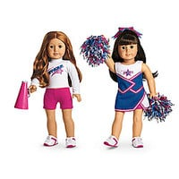 American Girl® Clothing: 2-in-1 Cheer Gear for Dolls