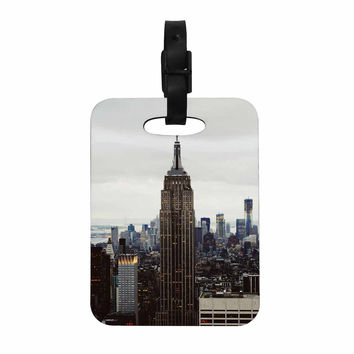 "Chelsea Victoria ""New York Stories"" Urban Travel Decorative Luggage Tag"