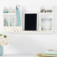Paper Wall Organizer, Double