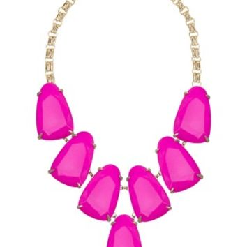 Harlow Necklace in Magenta - Kendra Scott Jewelry