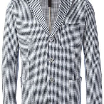 Harris Wharf London Houndstooth Blazer