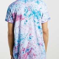PINK ANTARCTIC WASH T-SHIRT
