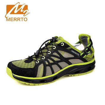 Men Beach Water Shoes Aqua Sandals Upstream Fishing Wading Water Breathable Shoes Sne