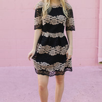 Simply Lace Dress