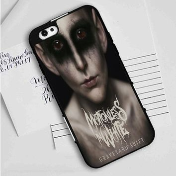 Motionless in White iPhone Case