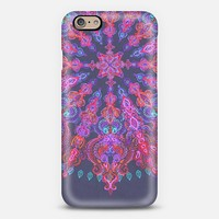 Center of Attention - Boho Doodle iPhone 6 case by Micklyn Le Feuvre | Casetify