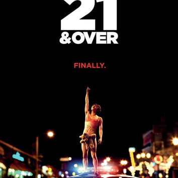 21 and Over 11x17 Movie Poster (2013)