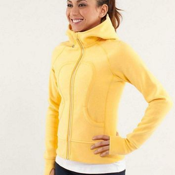 CREYONN Lululemon Scuba Hoodie Yoga Run Fitness Jacket Sweater