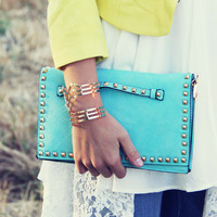 Fabled Waters Cross Body Tote