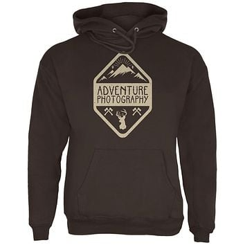 Adventure Photography Mens Hoodie