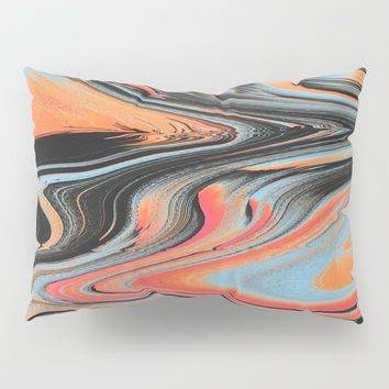 mndmlt Pillow Sham by duckyb