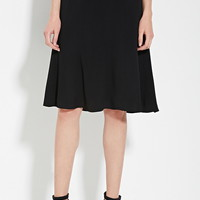 Contemporary A-Line Skirt
