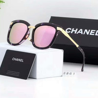 CHANEL  Fashion Popular Sun Shades Eyeglasses Glasses Sunglasses H-A50-AJYJGYS