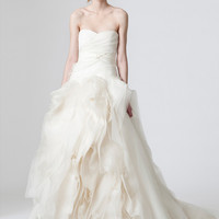 VERA WANG LUXE DIANA WEDDING DRESS