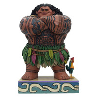 Disney Traditions Maui from Moana Resin by Jim Shore New with Box