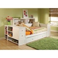 Hillsdale Furniture Cody Bookcase Daybed with Trundle