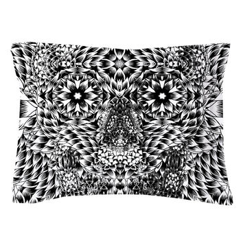 Skull 7 Pillow Shams