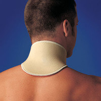 The Pain Relieving Compression Neck Wrap - Hammacher Schlemmer