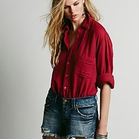 CP SHADES Womens Oversized Classic Buttondown