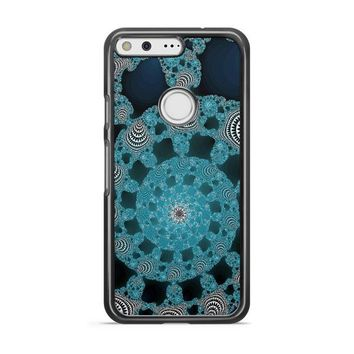 Abstract Doily Google Pixel 3 Case | Casefruits