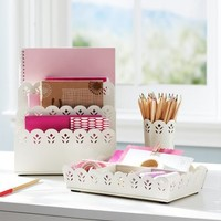 Pretty Petals Desk Accessories