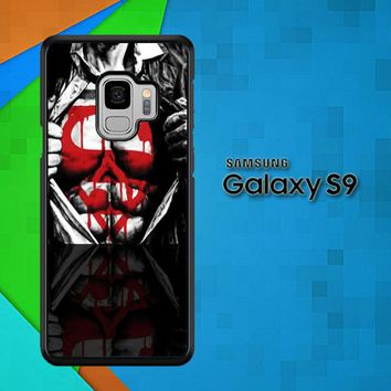 Superman - Man Of Steel1 V0155 Samsung Galaxy S9 Case