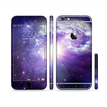 The Bright Open Universe Sectioned Skin Series for the Apple iPhone 6 Plus