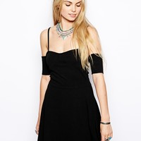 For Love & Lemons All Night Dress