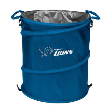 Detroit Lions NFL Collapsible Trash Can Cooler