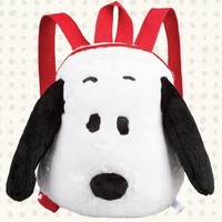 Snoopy Plush Backpack
