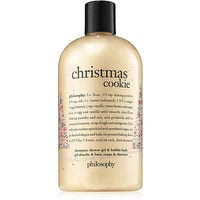Christmas Cookie Shampoo, Shower Gel & Bubble Bath
