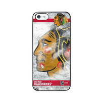 Chicago Blackhawks Ice Iphone 5 Case